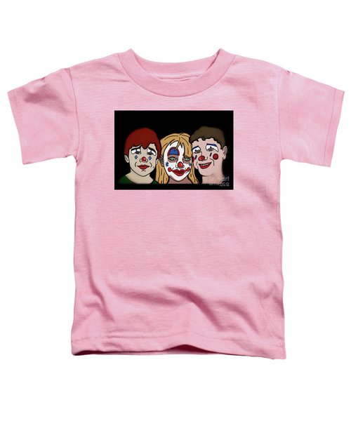 3 Jesters Toddler T-Shirt