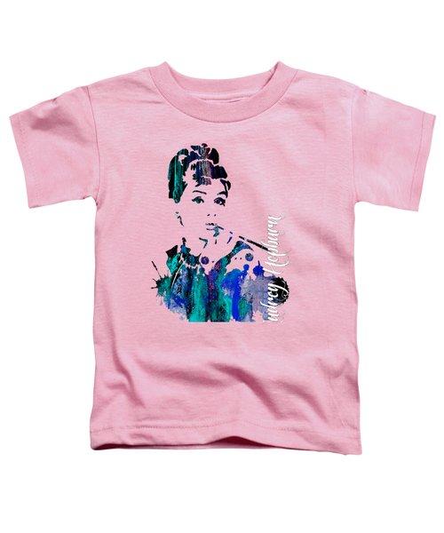 Audrey Hepburn Collection Toddler T-Shirt