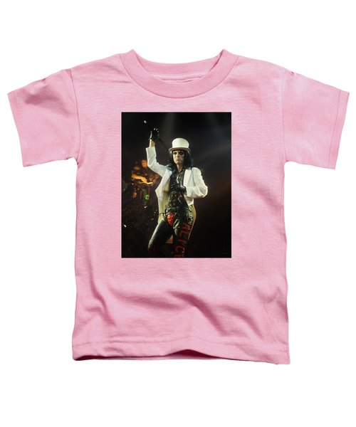 Alice Cooper Toddler T-Shirt