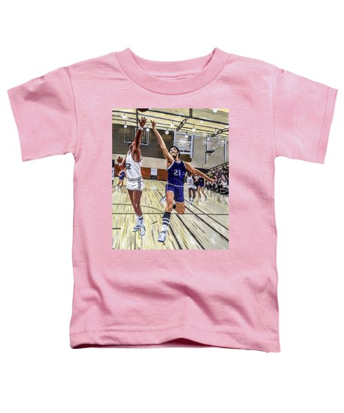 70's Layup Toddler T-Shirt