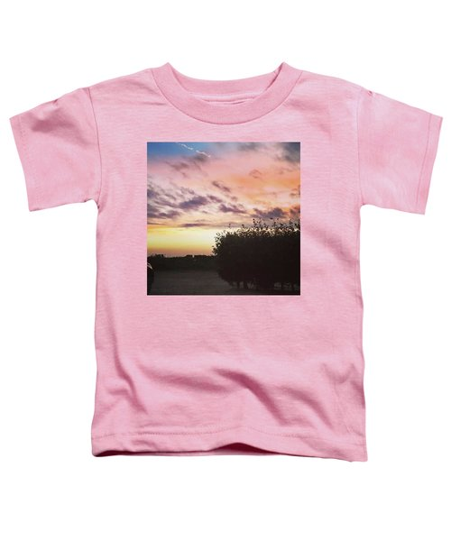 A Beautiful Morning Sky At 06:30 This Toddler T-Shirt