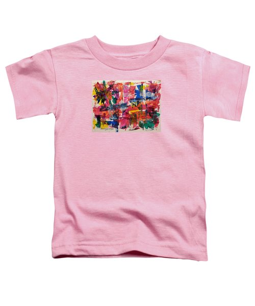 A Busy Life Toddler T-Shirt