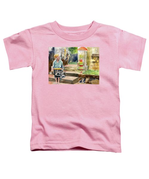 A Day In A Life Toddler T-Shirt