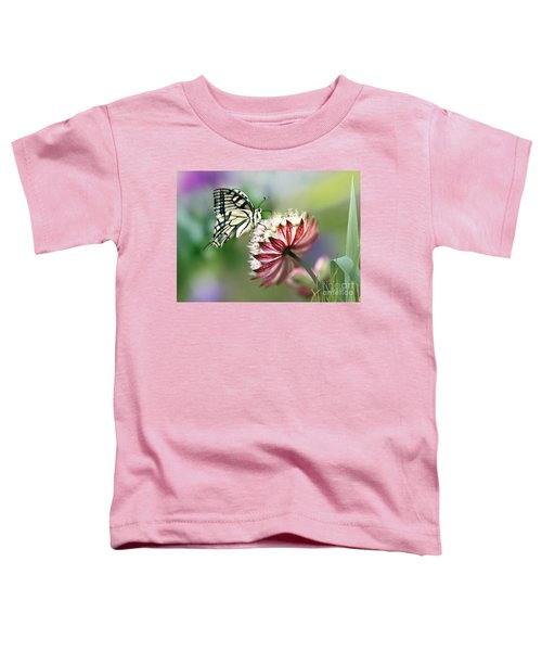 A Delicate Touch Toddler T-Shirt