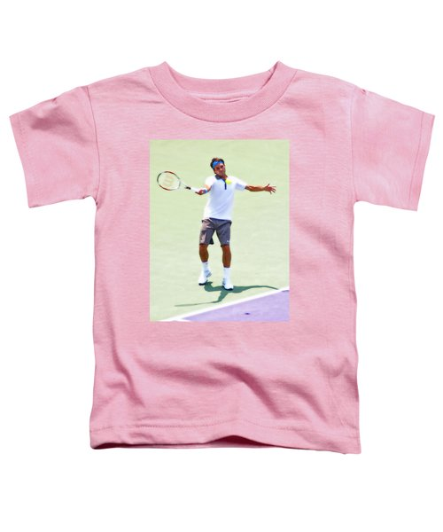 A Hug From Roger Toddler T-Shirt
