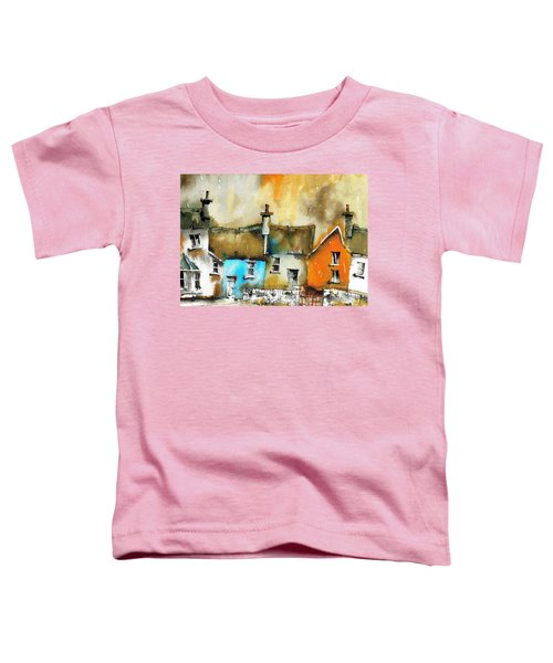 A Row Of Colour Toddler T-Shirt
