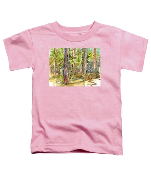 A Stand Of Trees Toddler T-Shirt