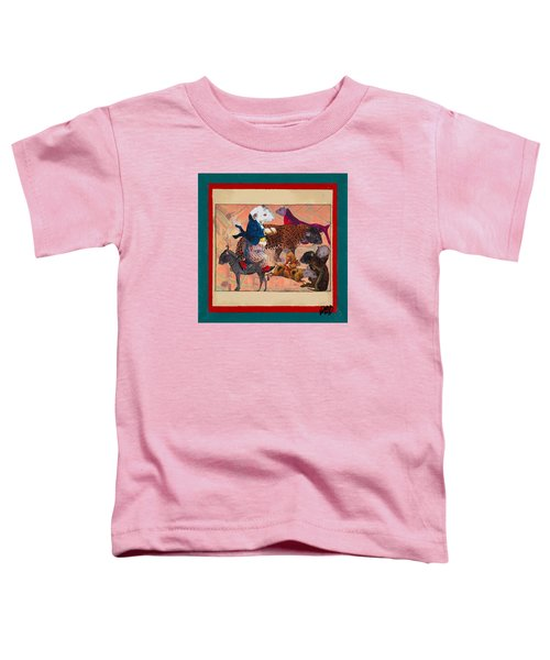 A Strange And Wonderful People Toddler T-Shirt