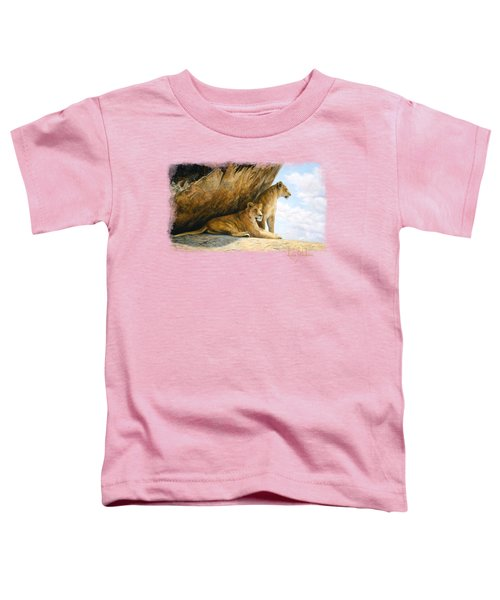 A View From The Shade Toddler T-Shirt