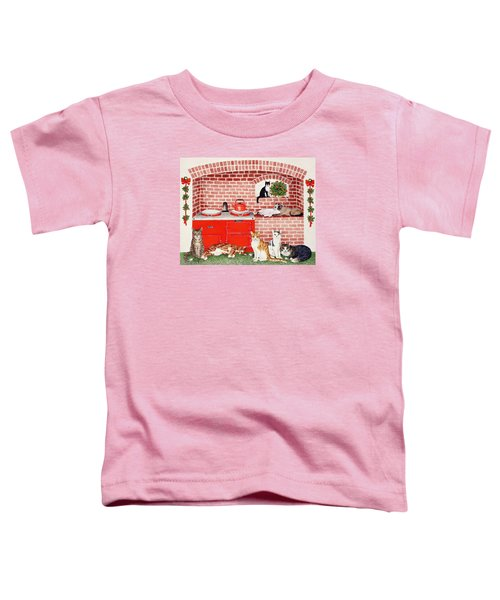 A Warm Place Toddler T-Shirt