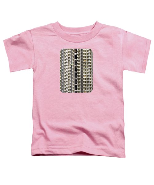 A Work In Progress Toddler T-Shirt by Ethna Gillespie