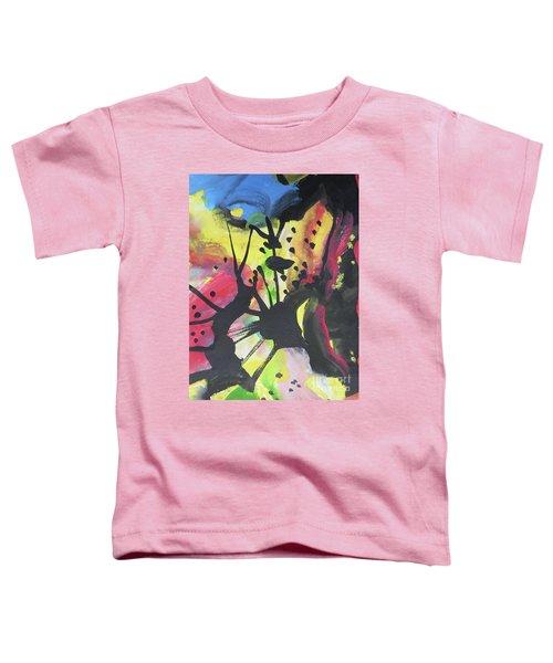 Abstract-2 Toddler T-Shirt