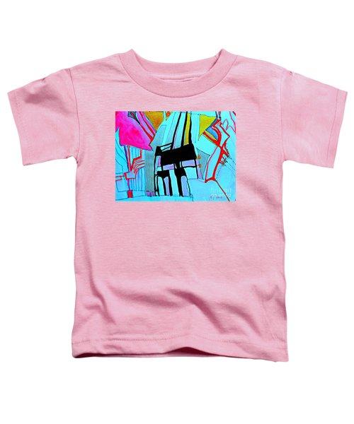 Abstract-28 Toddler T-Shirt