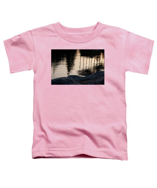 Abstract Color 2 Toddler T-Shirt
