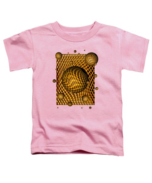 Abstract - Life Grid Toddler T-Shirt