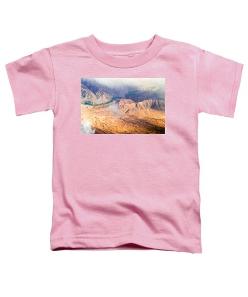 Afghan Valley At Sunrise Toddler T-Shirt