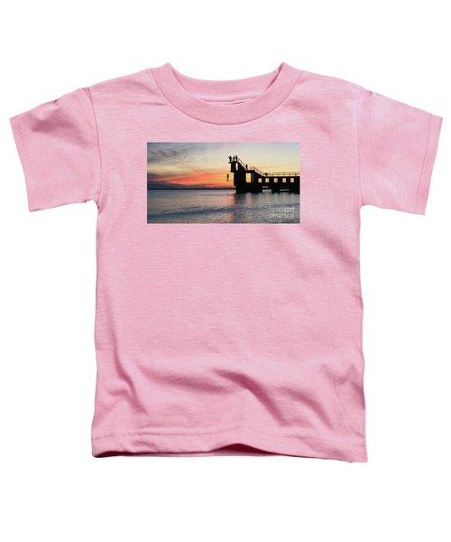 After Sunse Blackrock 3 Toddler T-Shirt