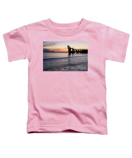 After Sunset Blackrock 2 Toddler T-Shirt