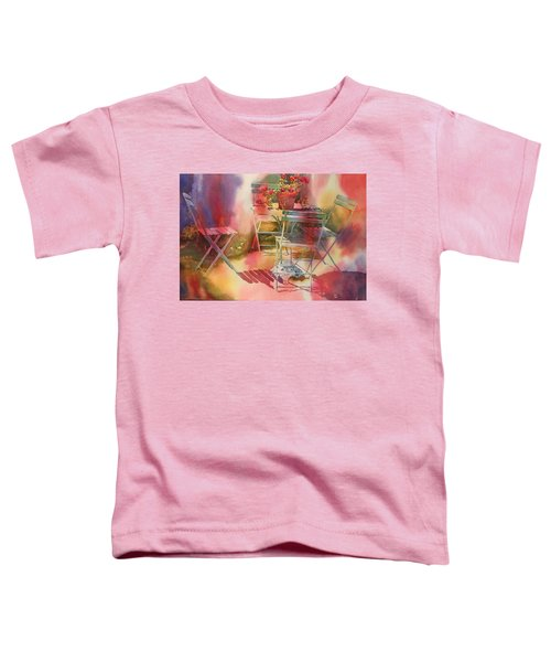 Afternoon Light Giverny, France Toddler T-Shirt