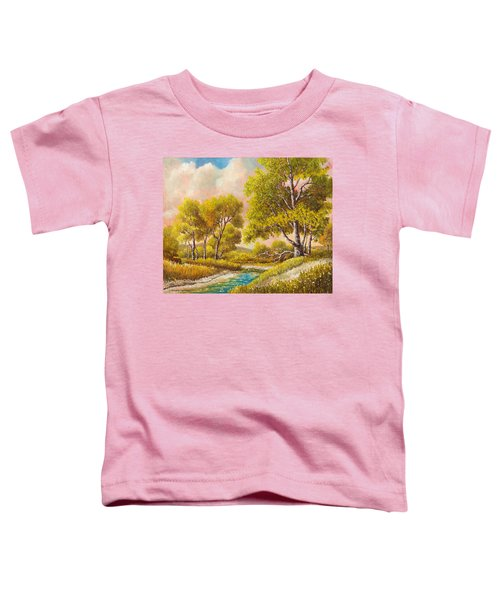 Afternoon Shade Toddler T-Shirt