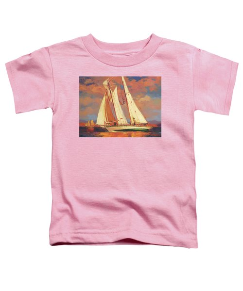 Al Fresco Toddler T-Shirt