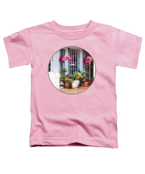 Alexandria Va - Corner Of King Street And S Alfred Toddler T-Shirt