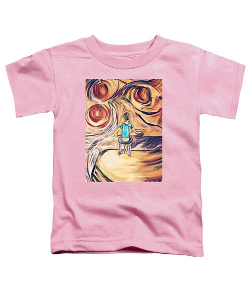 All Around Me Toddler T-Shirt