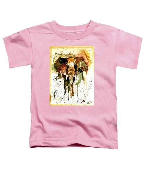 All Ears Toddler T-Shirt
