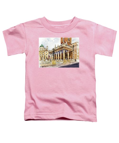 All Saints Church Northampton Toddler T-Shirt