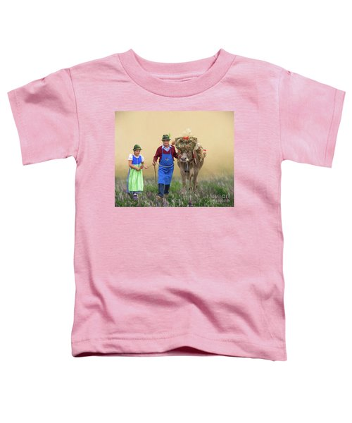Almabtrieb Toddler T-Shirt