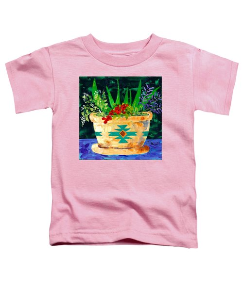 Aloe Vera And Friends  Toddler T-Shirt