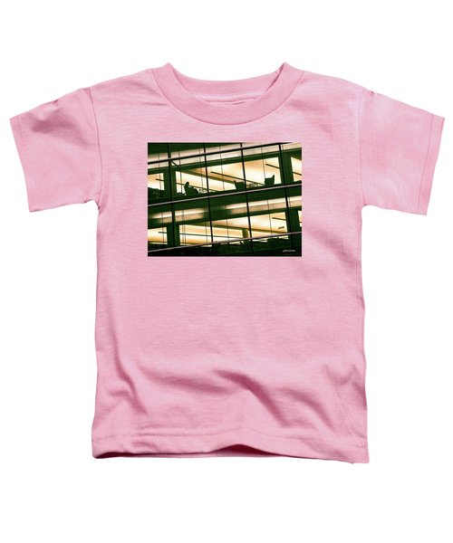 Alone In The Temple Toddler T-Shirt