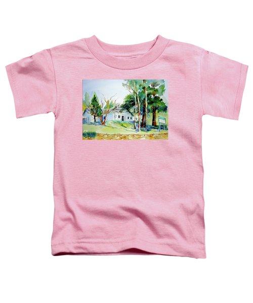 Alta/dutch Flat School Toddler T-Shirt
