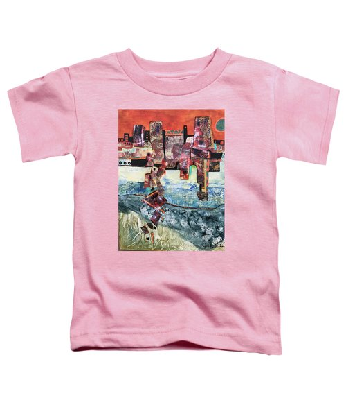 Amazing Places Toddler T-Shirt