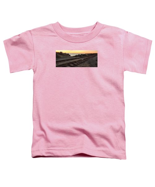 Amtrak On The Pacific Toddler T-Shirt