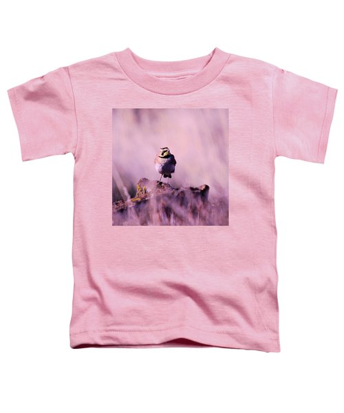 An Searching Gaze  Toddler T-Shirt by Jeff Swan