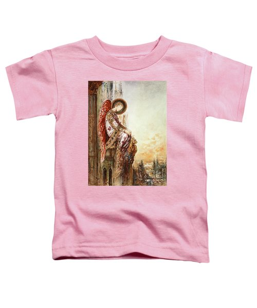 Angel Traveller Toddler T-Shirt