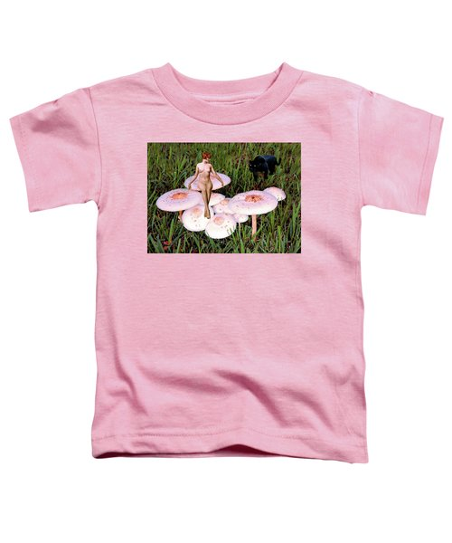 Angoisse Feminine#1 Toddler T-Shirt