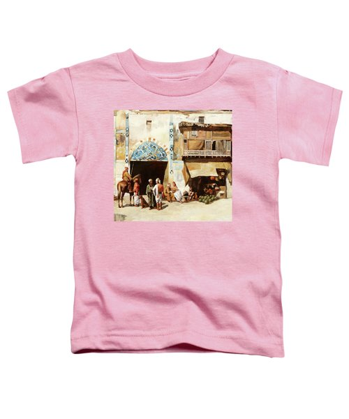Angurie In Cortile Toddler T-Shirt