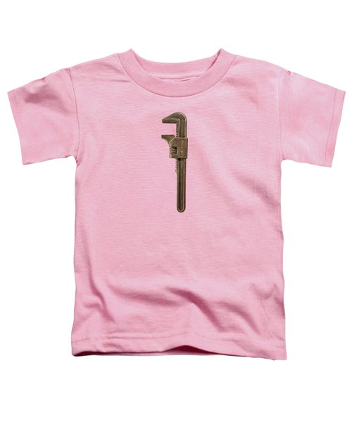 Antique Ford Adjustable Wrench Toddler T-Shirt