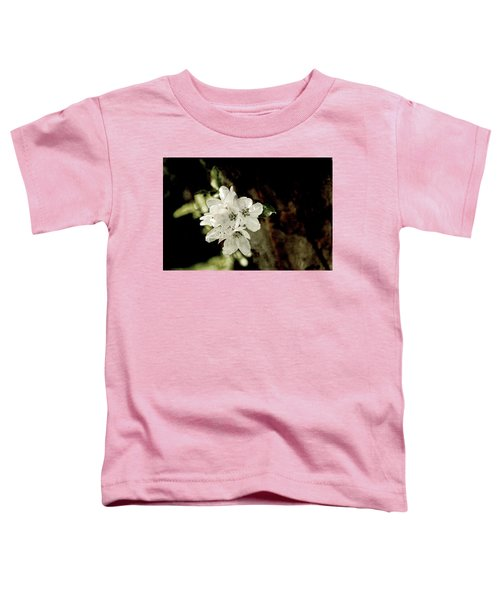 Apple Blossom Paper Toddler T-Shirt