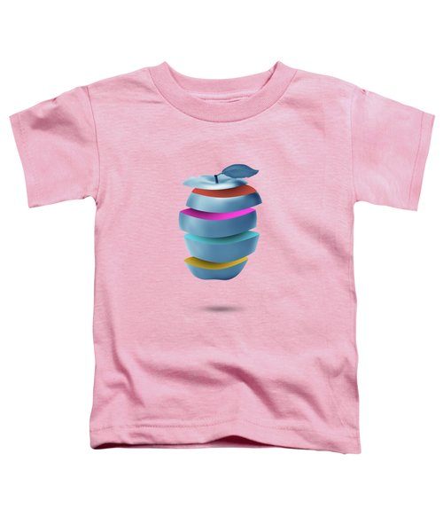 new York  apple Toddler T-Shirt