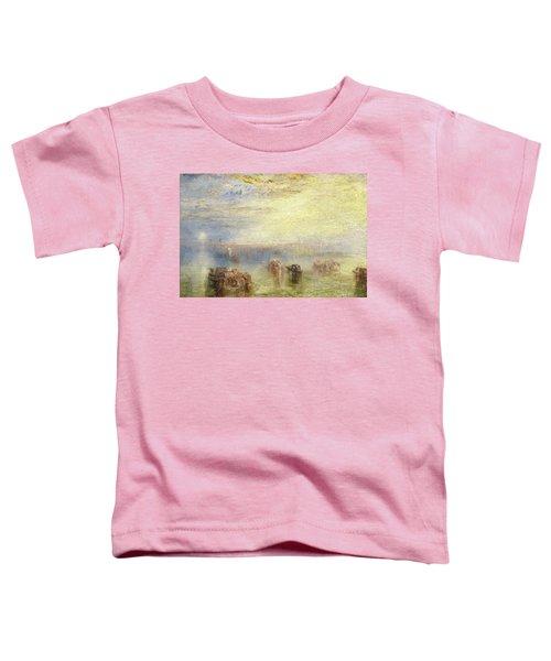 Approach To Venice Toddler T-Shirt