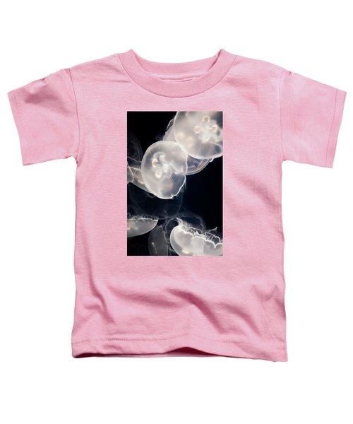 Aquarium Of The Pacific Jumping Jellies Toddler T-Shirt
