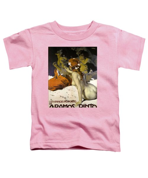 A.ramos Pinto Toddler T-Shirt