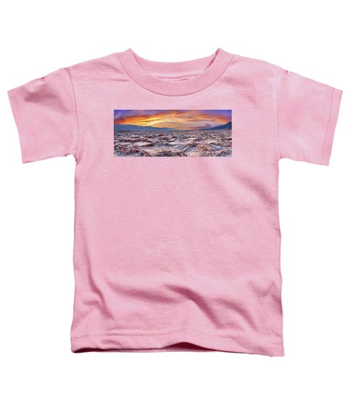 Arid Delight Toddler T-Shirt by Az Jackson