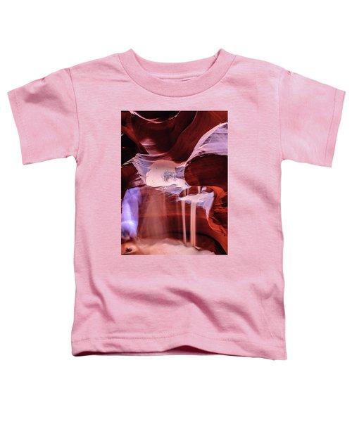 Art From Antelope Canyon Toddler T-Shirt