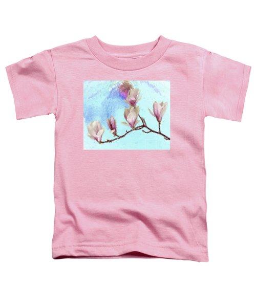 Art Magnolia Toddler T-Shirt