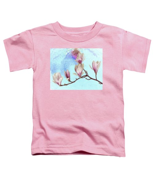 Art Magnolia Toddler T-Shirt