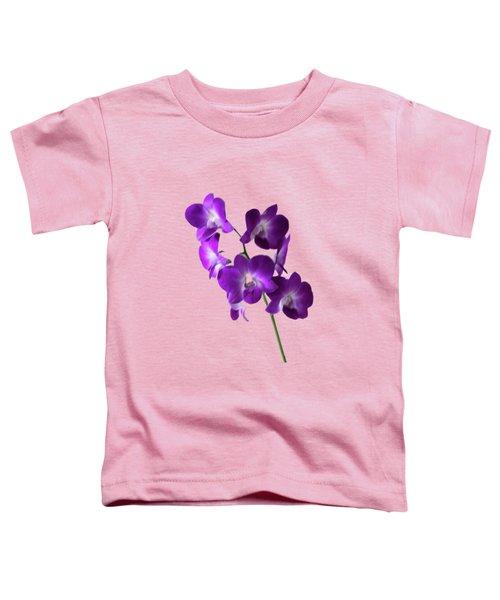 Floral Toddler T-Shirt
